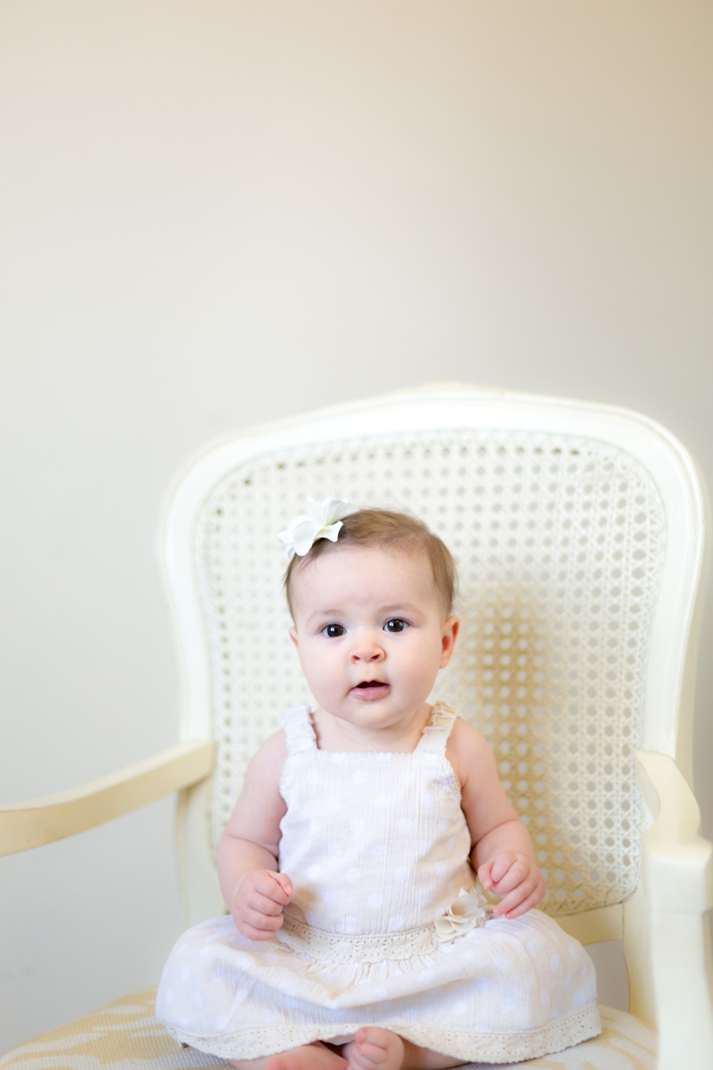 Six Month Old Baby Photographer